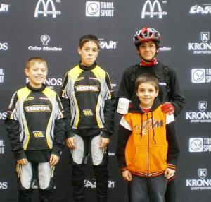 Pilots de Moto Club Igualada a Taradell