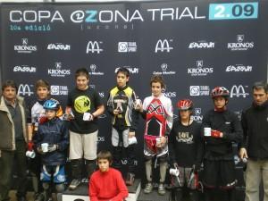 Podi Infantil a Taradell - Copa Osona'09