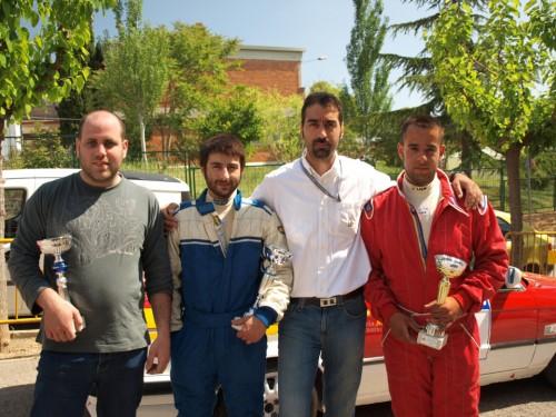 Els membres de Moto Club Igualada
