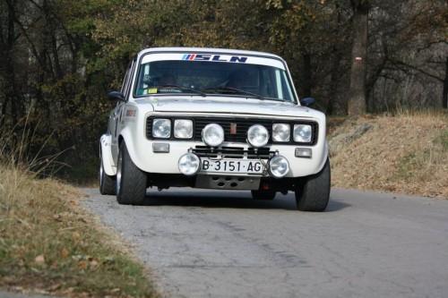 Salines-Codinachs amb el seu Seat 1430 FU