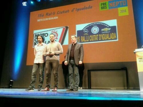 D'esquerra a dreta: Enric Ruiz, Marc Queraltó i Jordi Batalla.