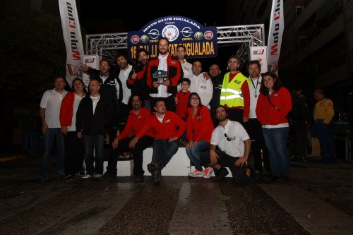 l'Equip del Moto Club Igualada
