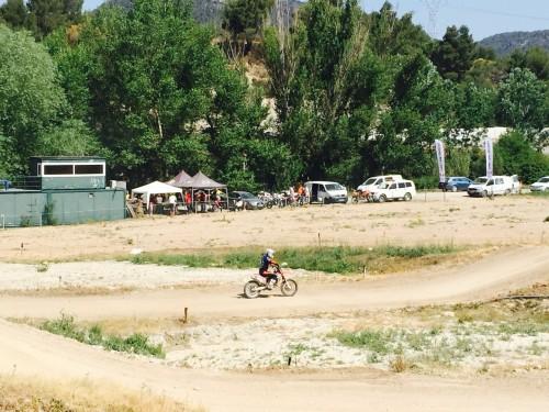 Gran ambient al Circuit Off Road de Parcmotor.
