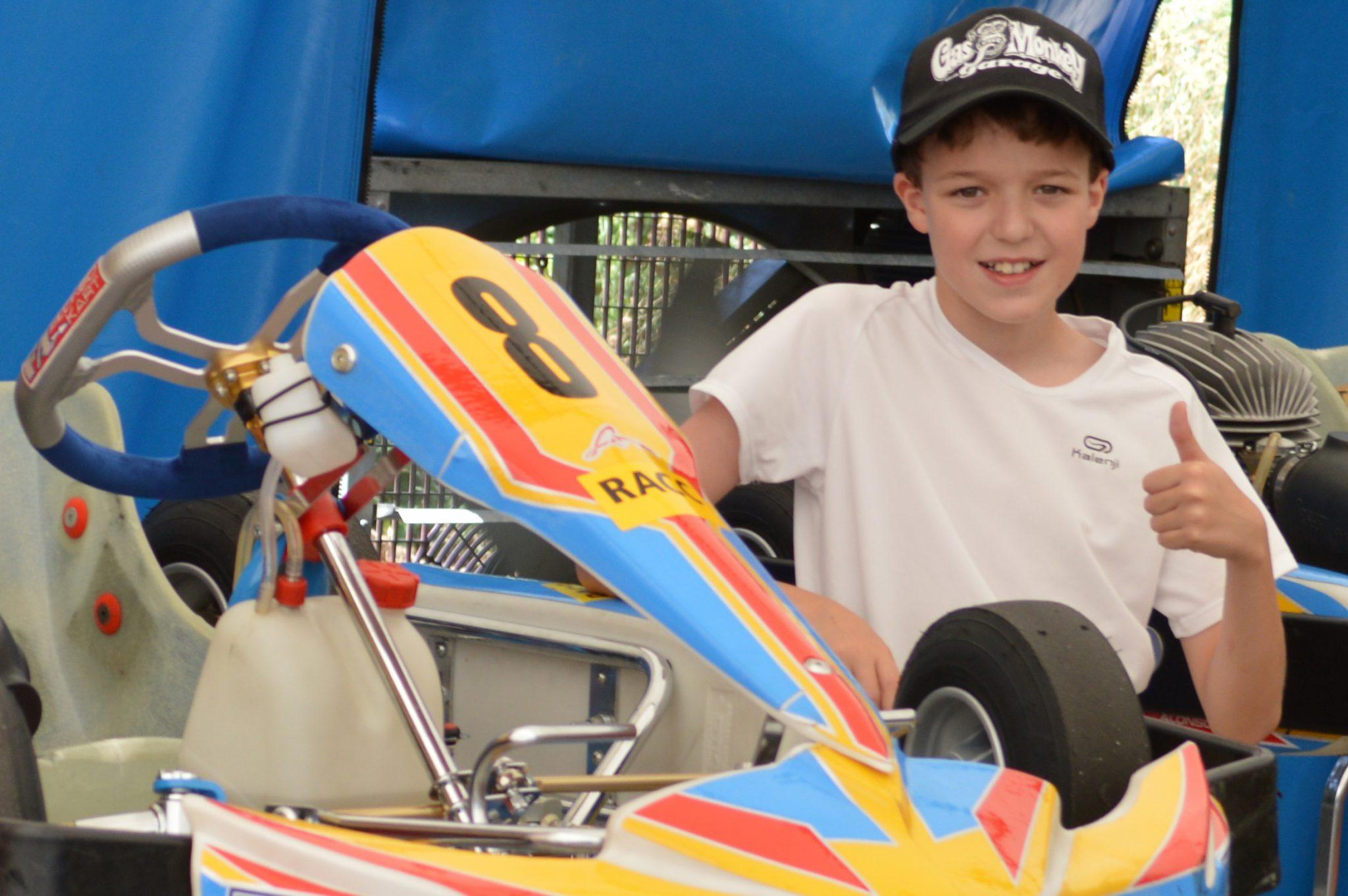 Arnau Tomàs Karting