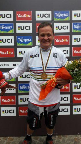 Ramon Figueras, Flamant Campió del Mon