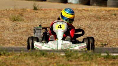 El Kart d'Arnau, un Tony-kart amb motor Rotax