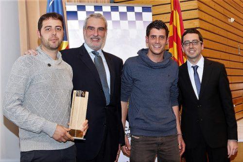 Xavier Bargalló i Alfons Margarit