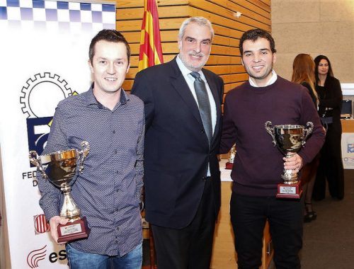Marc Cañellas i Marc Sauleda